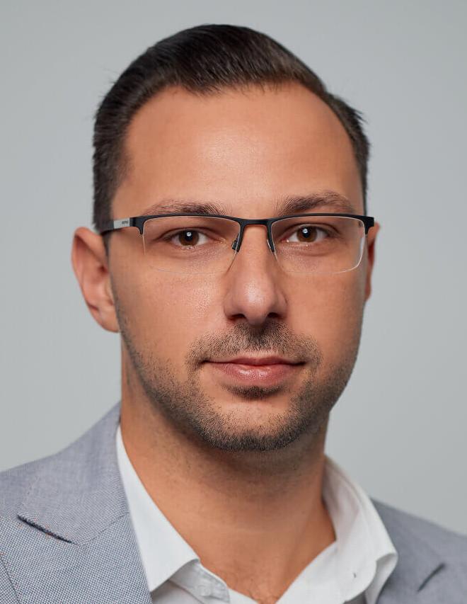 Przemysław Hejduk - CTO